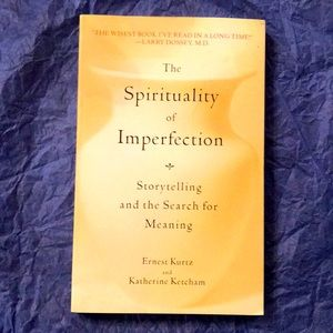 The Spirituality of Imperfection Book 🌷🤗